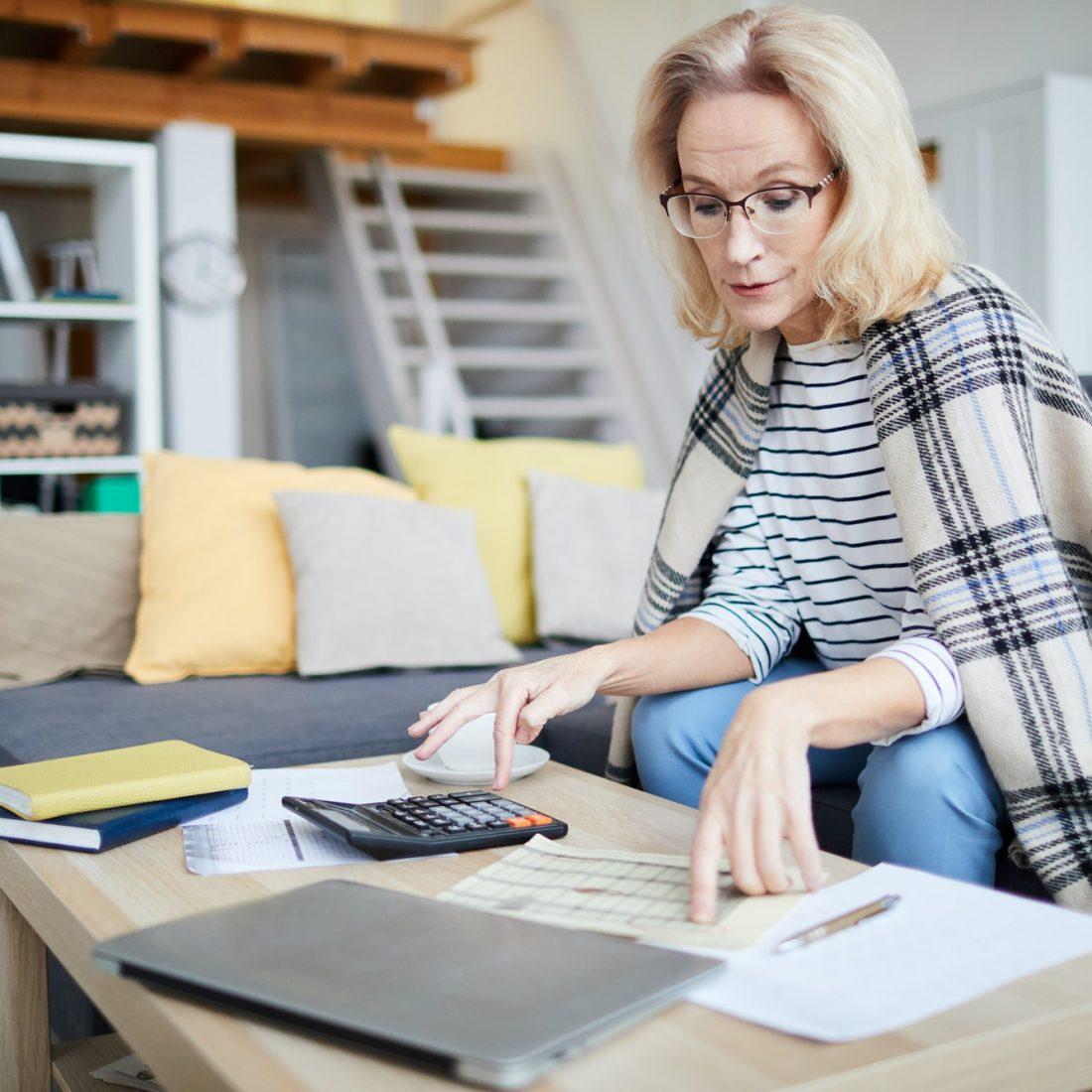 Calculating Home Budget